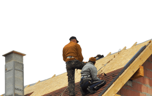 Cedar Park Top Roof Repair Company Water Damage & Roofing of Cedar Park completing roofing repair project