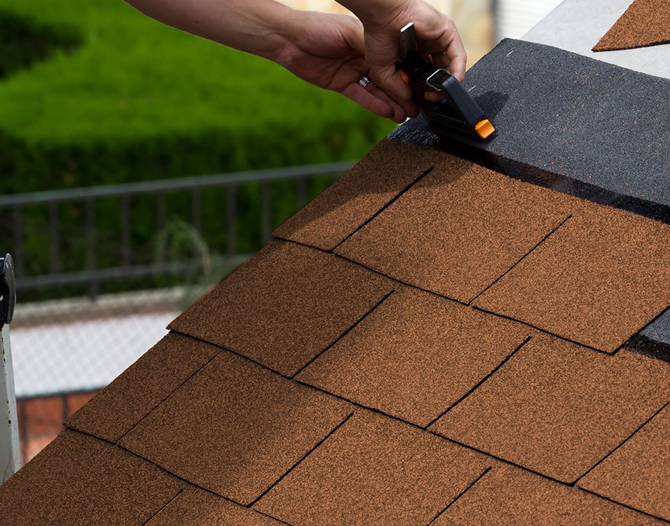 Roof Brown Replacement
