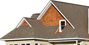 Shingle Brown Roof