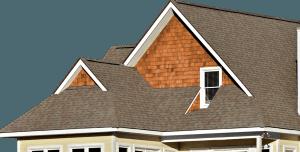 Shingle Brown Roof