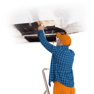 Ceiling Water Damage Repair Cedar Park TX